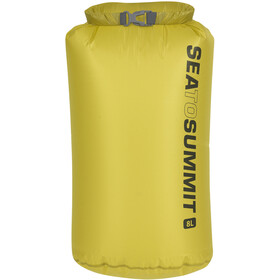 Sea to Summit Ultra-Sil Nano Kuivapussi 8L, lime